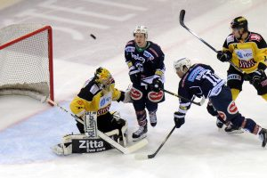 Vienna Capitals in EBEL vor dem Out