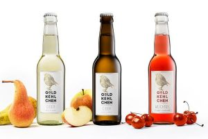 Goldkehlchen: Cider made in Austria