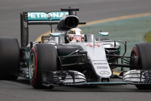 Hamilton eroberte in Melbourne 50. Karriere-Pole