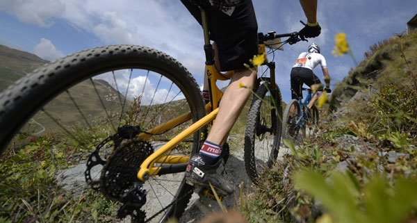 Erfreuliche Nachrichten für Wiens Mountainbiker.