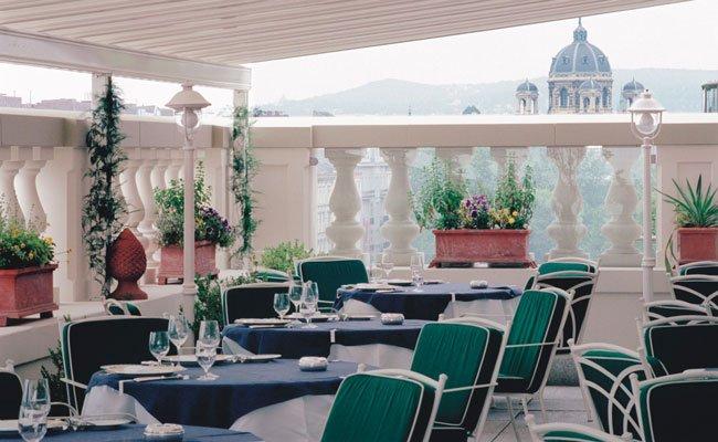 Rooftops Die Lokale Mit Den Besten Aussichten Uber Wien Kulinarik