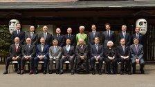 G-7-Minister beraten über Brexit und Terrorkampf