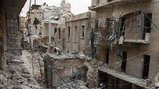 UN-Dringlichkeitssitzung zur Eskalation in Aleppo