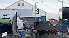 EU und Türkei einig bei Flüchtlingsumsiedlung