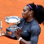 Serena Williams gewann in Rom ihren 70. WTA-Titel