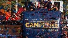 FC Barcelona schließt Langzeit-Vertrag mit Nike