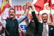 """""""Österreich würde geächtet"""" unter einer FPÖ-Regierung"""