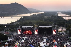 Line-Up und Timetable zum Rock in Vienna 2017