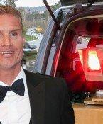 David Coulthard mit überhöhter Geschwindigkeit in Frankreich geblitzt