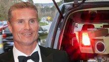 Das gab es in der F1 nicht: Coulthard mit 178 geblitzt