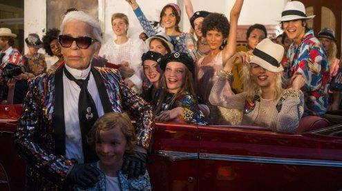 Glamour und Revolution: Chanel mit erster Mode-Show in Havanna