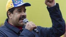 Venezuelas Staatschef lässt Referendum zu