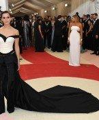 """Schaulaufen der Stars bei Mode-Gala """"Met Ball"""" in New York"""