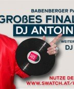 DJ Antoine live in der Babenberger Passage bei Kick the Mix!