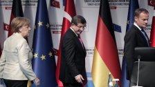 EU entscheidet über Visapflicht für Türken