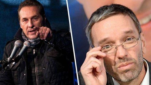 """Strache will """"Kontrolle über das System""""; Kickl befürchtet Betrug"""