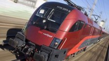 Gespräche über ÖBB- Caterer Henry am Zug