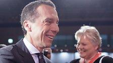 Kern mit 96,8 Prozent zum SPÖ-Chef gewählt