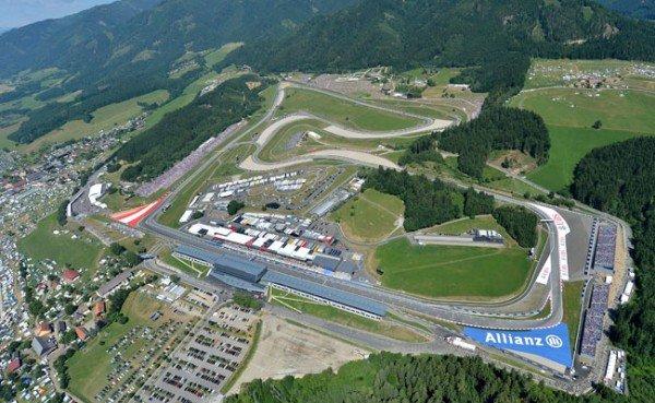 Der ÖAMTC informiert über die Anreise zum Formel 1 Grand Prix in Spielberg.