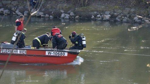 Leiche im Donaukanal gefunden