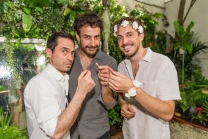 """Law of the jungle"": Kult-Restaurant Motto lud zur Summer Party"