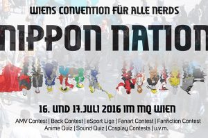 Nippon Nation: Die Convention für alle Nerds