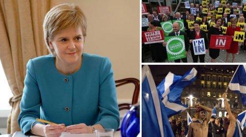 Schottland will raus aus UK – Unabhängigkeits-Referendum
