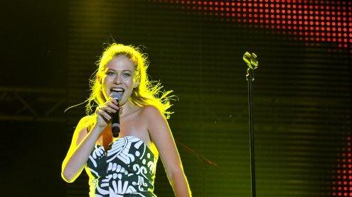Erste DIF-Konzerte: Überwältigte Zoe, gerührter Milow am Freitag