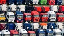 EU brummt Lkw-Bauern Rekordstrafe auf