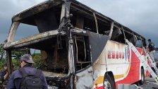 Zahlreiche Tote bei Busunglück in Taiwan