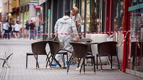 Attacke in Reutlingen: Motiv-Suche nach dem Machetenangriff