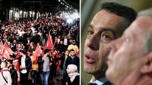 """Erdogan-Demos: """"Wir dulden keine Parallelgesellschaften"""""""