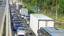 15 Kilometer Stau nach Verkehrsunfall auf der A4