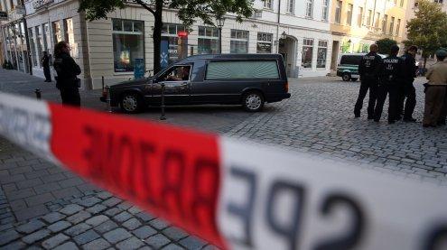 Bombenanschlag in Bayern: Täter zündete Sprengsatz bei Festival