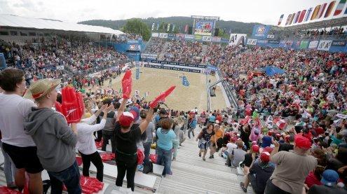 Klagenfurt: Major-Turnier gestartet, Zukunft ungewiss