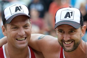 Beach Volleyball Major in Klagenfurt als ultimativer Olympia-Test