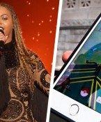 """Auf Beyoncé-Konzert: """"Diese Bitch spielt Pokémon!"""""""
