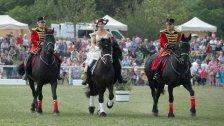 Das große Pferdefest auf Schloss Hof
