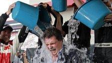 """""""Ice Bucket Challenge"""" hilft ALS-Forschung"""