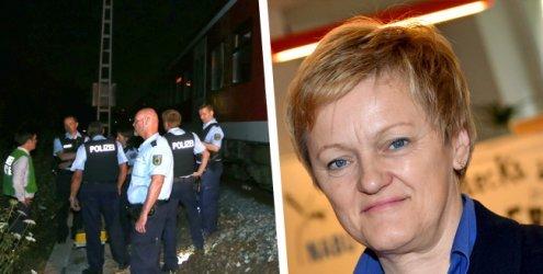 Würzburg: Deutsche Grünen-Politikerin twittert gegen Polizei