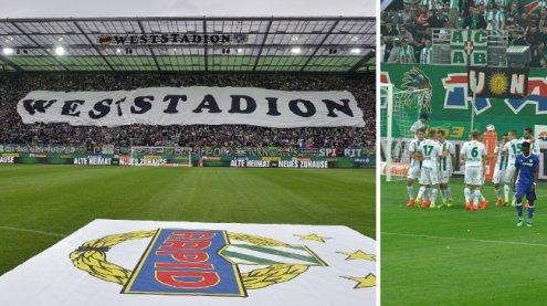 """Rapids neue Arena eröffnet: """"Das Allianz-Stadion verdient Titel"""""""