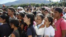 Warten für nichts - Die große Krise in Venezuela