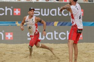 Beach-Volleyball: Ernüchterndes Out von Doppler/Horst in Klagenfurt