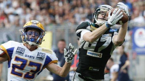 Swarco Raiders Tirol gewannen die Austrian Bowl XXXII mit 51:7