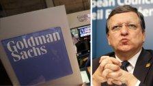 Barroso zu Goldman Sachs: Massive Kritik