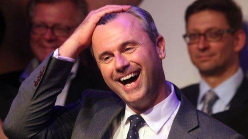 FPÖ-Kandidat Hofer investierte am meisten in die Wahlwerbung
