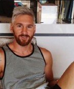 Neuer Look – Lionel Messi ist jetzt blond!