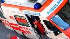 Alko-Lenker verursacht Unfall mit drei Verletzten