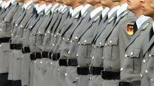 Hunderte Soldaten unter Extemismus-Verdacht