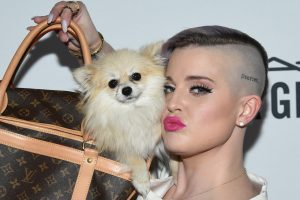 "Kelly Osbourne für ""Style Bible""-Shooting für Life Ball in Wien"